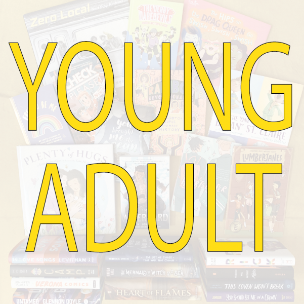 Books to Celebrate Pride: Young Adult Books